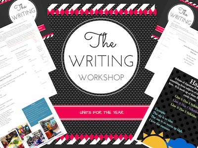 Year of the Writing Workshop